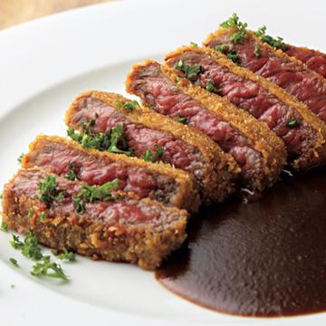 京都の食通に磨かれたこだわりの肉と旬の味 心憎いメニューの『洋食 おがた』