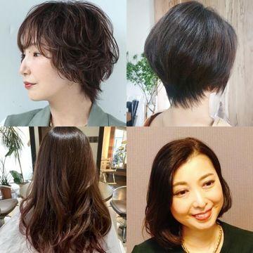チームJマダムの美髪をかなえる「秋のヘアスタイル」