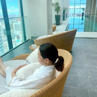 CONRAD東京 水月SPA&Fitness♡太陽光が差し込む、解放感に溢れる空間で♪_1_9-1