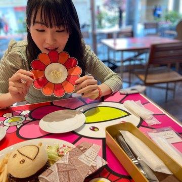 【六本木】お花カフェ
