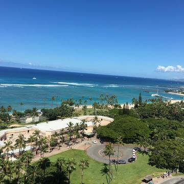 ハワイに行って来ました。