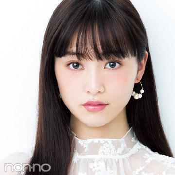 山田愛奈、新ノンノモデルになりました!