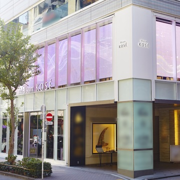 銀座にオープン★「Maison KOSÉ」が楽しすぎ! 日本初上陸のコスメ「tarte(タルト)」も登場