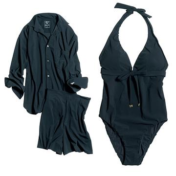 より優雅に! 洋服感覚で選べる「大人ブランドの水着」 五選
