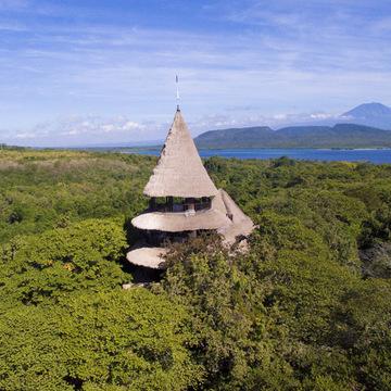 冒険心をくすぐる稀有な立地、ザ ムンジャンガン 【インドネシアのお薦めホテル】