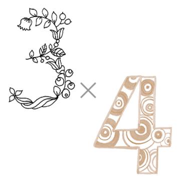 3×4 (現実が迫る年)