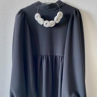 40代、初心にかえってリトルブラックドレスを更新しました。_1_4-3