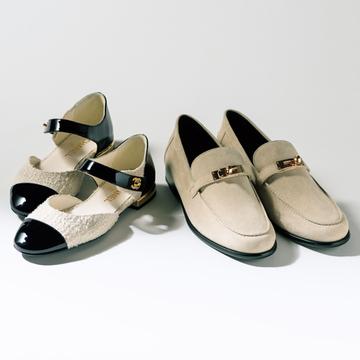 この秋は「男顔フラット靴」と「女顔フラット靴」がしゃれ見えのカギ【格上げフラット靴】