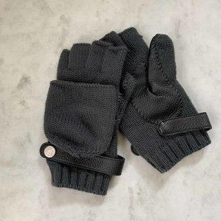 冬の手元をエレガントに防寒するエルメスのカシミヤ手袋_1_2