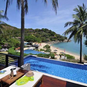 タイのビーチを楽しむ、ラグジュアリーな隠れ家リゾート5選