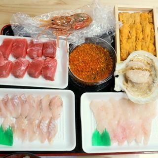大好きな街、仙台へ①~塩釜仲卸市場でのっけ盛りっ!MY海鮮丼~_1_2-1