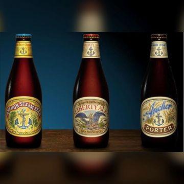 【応募終了】おしゃれビール「アンカー」「クローネンブルグ1664ブラン」4本セットを10名様にプレゼント【Web eclatメルマガ特典】