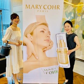 「MARY COHR」新製品発表会に、お邪魔しました。