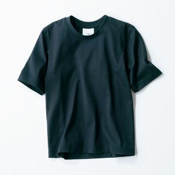 eclat premium認定大人のエッセンシャルアイテム「CINOH」のコンパクトTシャツ