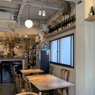 都立大学駅のビストロhugo (その1 料理編) おすすめのランチコースとナチュールワインを楽しめるお店です!