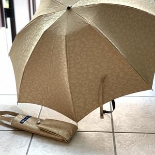 日傘を買い替え