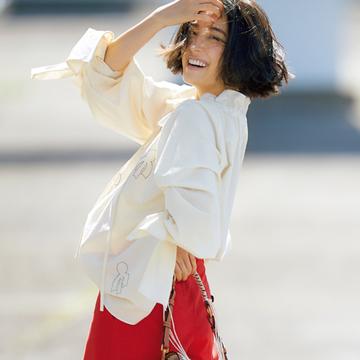大草直子さんに聞く「瞬間着映え服」を取り入れるべき理由【瞬間着映え服でおしゃれに】