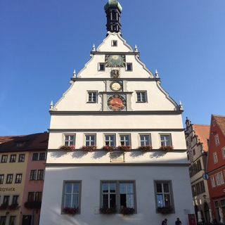夏休み旅行 day3:ドイツ ローデンブルグ