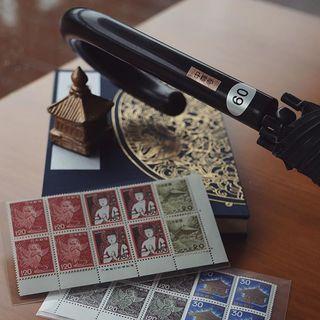 昭和の普通切手界にあり続けた、愛しの中尊寺。