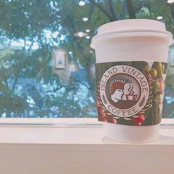 私の最近1押しなカフェ♡〈IslandVintageCofee〉