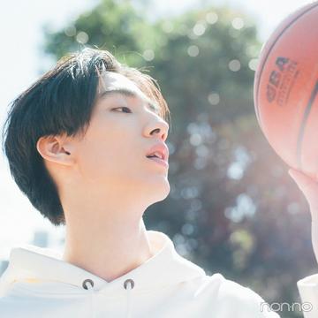 清水尋也と昼下がりの公園でバスケデート♡【連載「今月の彼氏」ウェブ限定版】