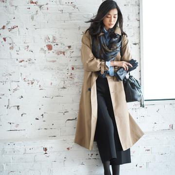 3. 黒いエナメル靴に合う黒系のタイツの正しい一足