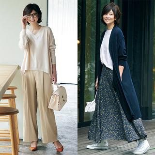 女っぷり格上げ!春まで使えるパンツ&スカートランキング|2020冬