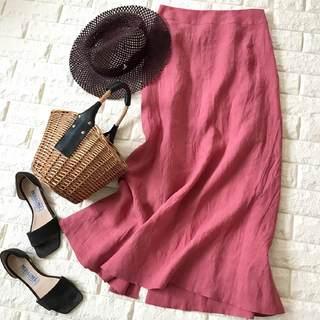 履くだけでスタイルアップ!下半身スッキリ細見えスカート【高見えプチプラファッション #14】