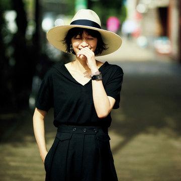 富岡さんの夏私服コーディネート、全部見せます!
