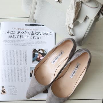 気分を上げてくれる『いい靴』たち