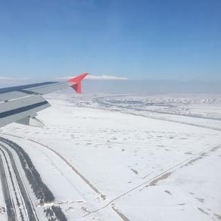 冬のテヘラン