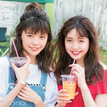 絶対成功する夏イベメイク★BBQにはこの色が映える!