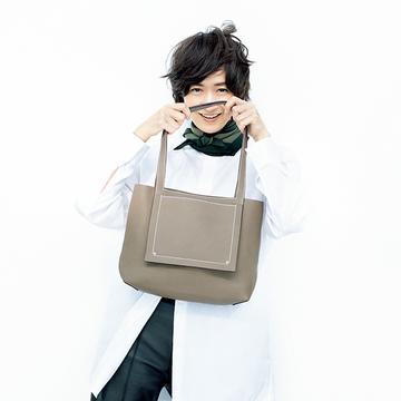 驚くほどしなやかで軽い!「エルメス」の本命トートバッグ【富岡佳子の愛すべき名品バッグ】