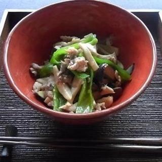 お疲れ女子のパワー飯。豚肉のスタミナ味噌炒めレシピ