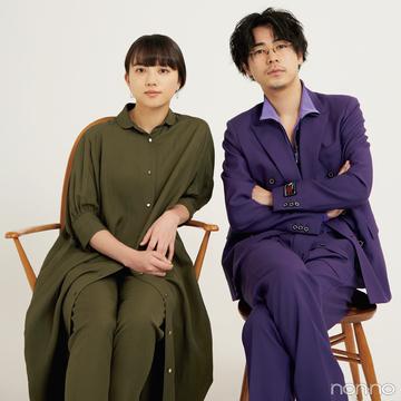 成田凌さん&清原果耶さんインタビュー! 映画『まともじゃないのは君も一緒』で初共演!