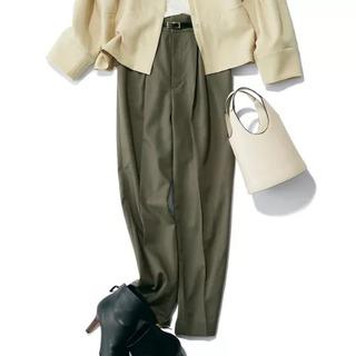 働くアラフォーのための「女っぷりパンツ」ランキング40代ファッション