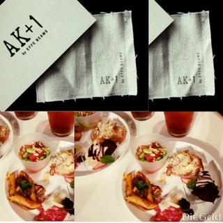 「AK+1 by EFFE BEAMS」