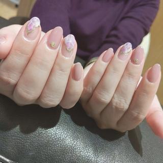 [秋冬〜春待ちネイル]大人フェミニンな手もと、まとめ。