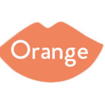 【Lip03】オレンジリップはラフ塗りが気分!