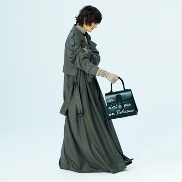 品格とユーモアを兼ね備えたデルヴォーのバッグ【富岡佳子の「名品が私に教えてくれること。」vol.14】