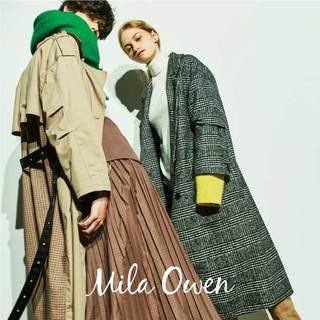 「Mila Owen」が公式オンラインストアをオープン!記念の限定カラーアイテムの販売も