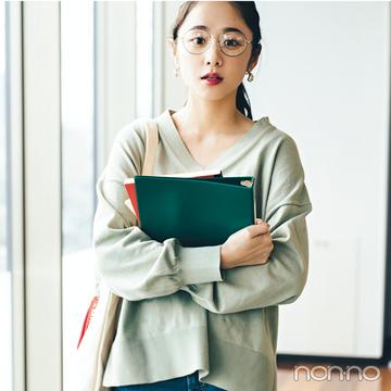 #春から大学生必見! 堀田真由が可愛いすぎる新一女の好かれ着回し【day6〜10】
