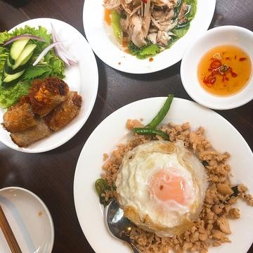 原宿にいながら本格タイ料理を味わえるお店《チャオバンブー》