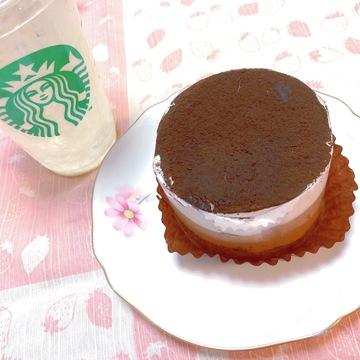 スタバの季節限定ケーキが美味しいってウワサ!