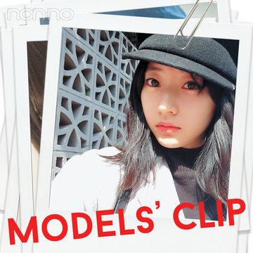 武田玲奈がゲットしたのは『T by Alexander Wang』のピンクニット【Models' Clip】