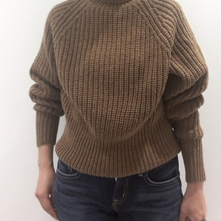 【Uniqlo U】新作!ローゲージタートルネックセーターが素敵です♪