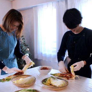 発酵スペシャリスト・美女組eriri さんのキムチ教室へ_1_2-3