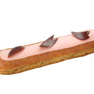 春のお手みやげにいかが? ラ・メゾン・デュ・ショコラから桜色のエクレールが日本限定品発売