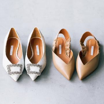 アラフィー「信頼ブランド」イチ押しの一足をチェック!【春のおすすめフラット靴】