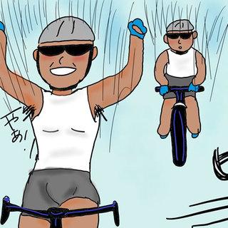 過去に出会った男 #6「自転車男」【婚活メモリー酒場】